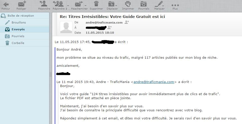 pas facile d'augmenter son trafic internet sans la bonne méthode