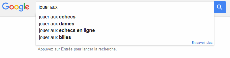 volume de recherche keyword planner