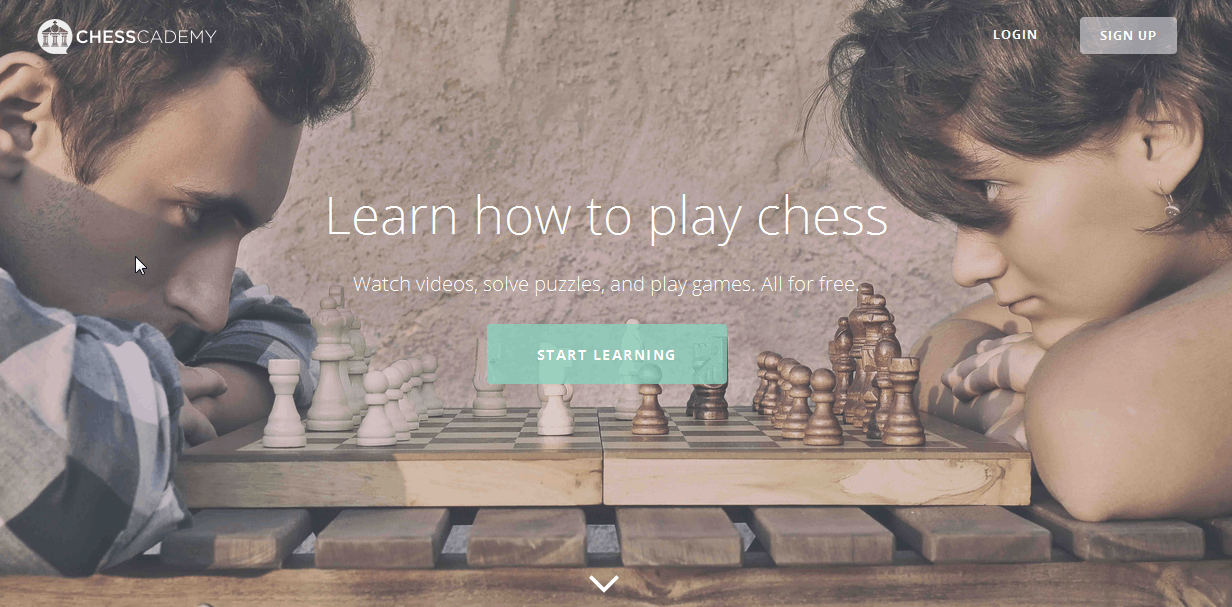 exemple de blog américain sur les échecs