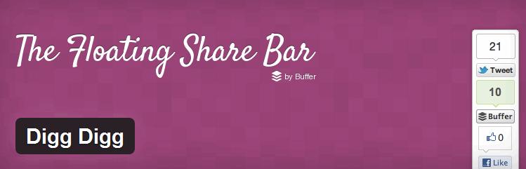 plugin gratuit de partage