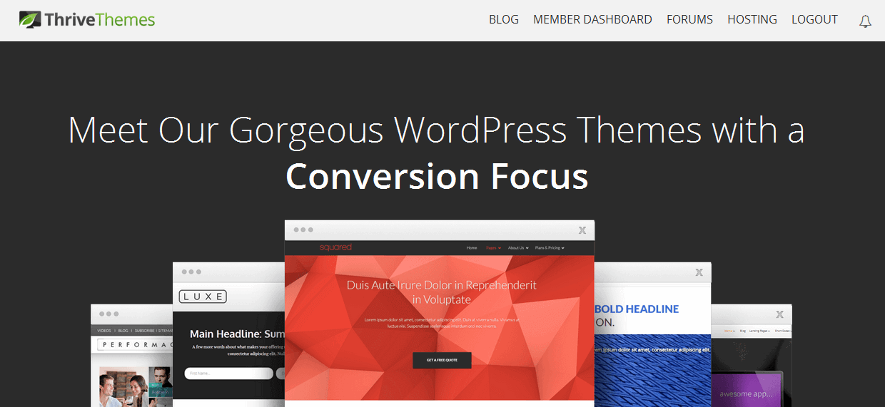 themes wordpress professionnels