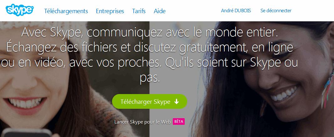 faire un coaching avec skype