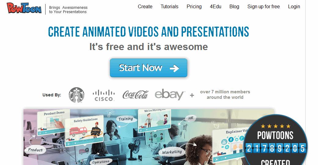 créer une animation pour votre site