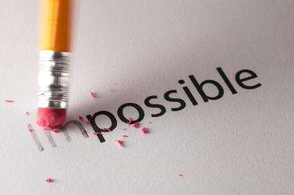 Faire l'impossible
