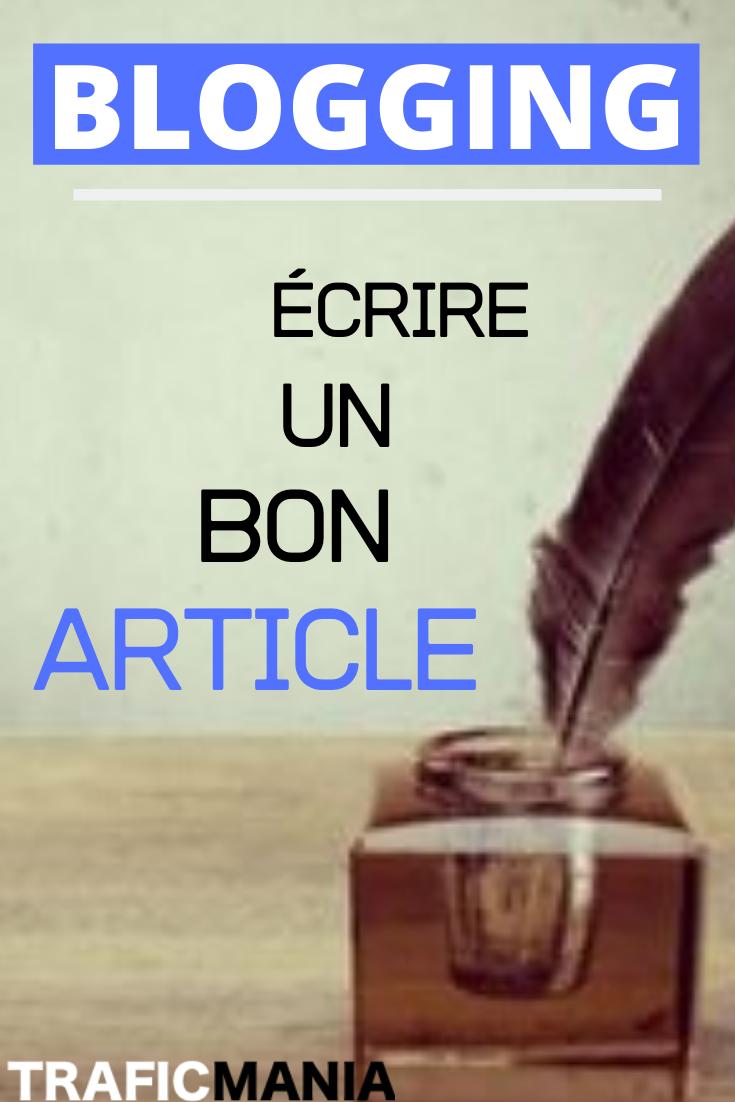 Comment écrire Un Article De Blog Dont Vos Lecteurs Se