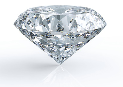 Diamant illustrant un article de blog édité