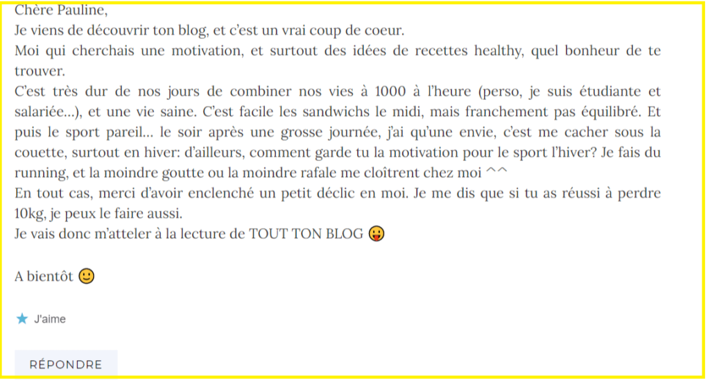 exemple commentaire 2