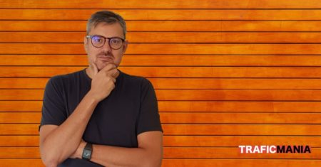André Dubois du blog TraficMania : développez et vivez de votre blog